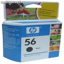 Consumible hewlett packard hp no.56 Cartucho Negro C6656AE Deskjet 5550