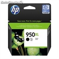 Consumible hewlett packard hp no.950XL Cartucho Negro CN045A Office. Pro 8600