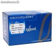 Consumible iggual Box-Economy hp Nº6 (nº350/351) xl