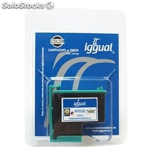 Consumible iggual CarTucho Reciclado hp CB338E