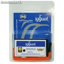 Consumible iggual Cartucho Reciclado Negro hp CD975A