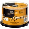 Consumible intenso CD-r 700MB 50PCS 52X tarrina