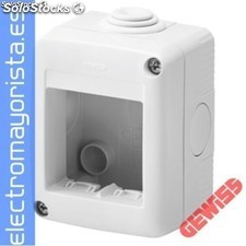 Cont.combi system 40 2MOD.IP40 gewiss Referencia: GW27002