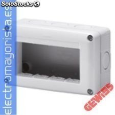Cont.combi system 40 4MOD.IP40 gewiss Referencia: GW27004
