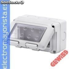 Cont.combi system 55 4MOD.IP55 gewiss Referencia: GW27044