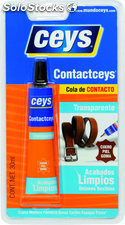 Contactceys transparente blister 30 ml