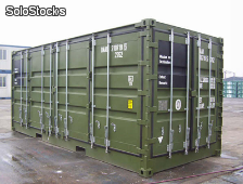 Container marittimi 20 fos (Full Open Side)