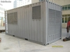 Container Soundproof Generator Set/ Geradores Diesel