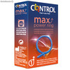 Control max power ring 1U 120283