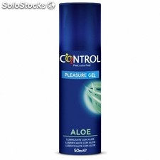Control pleasur gel aloe 50ml 168822