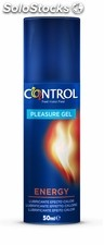 Control pleasur gel energy 50ml 168284