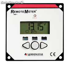 Control remoto rm-1 - morningstar