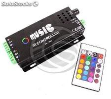 Controller for rgb led Strip 12A Music ir Controller (VF86)