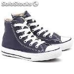✅ converse all star as hi navy 3J233/410