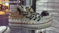 converse all star customized