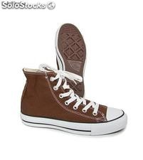 Converse - sapatos chocolate