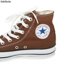 Converse - sapatos chocolate - Foto 2