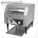 Conveyor toaster - mod. cv 2 - porduction per hour: n. toast 300 350 -