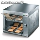 Conveyor toaster - mod. roller small vv - speed control - production per hour n.