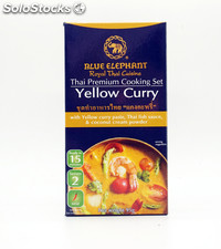 Cook set yellow curry 6x95g blue el