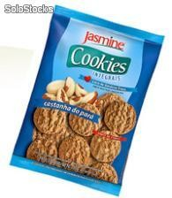 Cookies integrais Jasmine