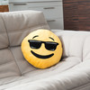 Cool Emoticon Kissen