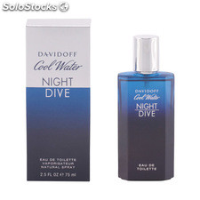 Cool water night dive edt vaporizador 75 ml