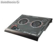 Cooler Evercool NotePal p/ Notebook até 15´ Gaming NP-611