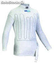 Coolshirt fia top blanco small (xs/s)
