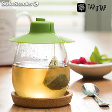 Coperchio in Silicone per Infusi Tap It Tap
