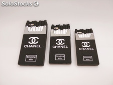 Coque iphone 5 smoking kills chanel