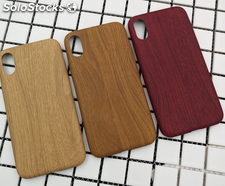 Coque IPhoneX grain ultra - mince