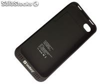 Coque Sandberg.it batterie pour IPhone 1900 mAh