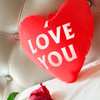 Corazón Hinchable I Love You Romantic Items