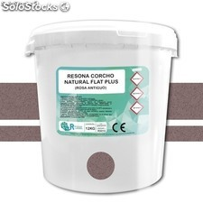 Corcho proyectado natural flat plus 12KG Rosa antiguo (037)