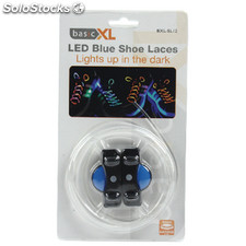 Cordones Led Azul