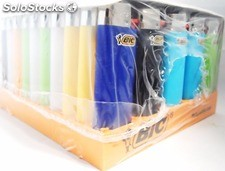 Cores assorted isqueiros BIC para whoesale