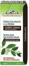 Corpore Sano Crema Colorante Henna Chocolate 60ml
