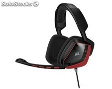 Corsair auriculares Gaming void usb Dolby 7.1 negro-rojo pc/PS4/Xbox One