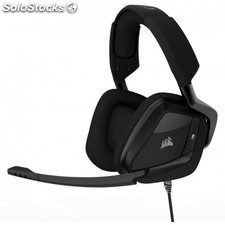 Corsair - VOID PRO Surround Premium Binaurale Diadema Carbono auricular con