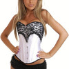 Corset época blanco - low cost - 8436550133967 - U14XL