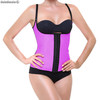 Corset Latex Shape Pourpre