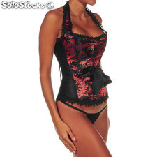 Corset Sensuality Rouge