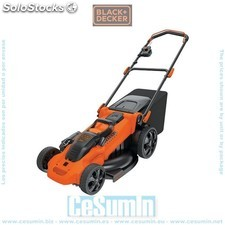 Cortacésped Autosense 36V 2Ah Litio 48cm - Black and Decker - Ref: CL