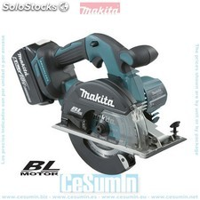 Cortador de metal 150mm 18v litio 4.0ah bl makpac - MAKITA - Ref: DCS5