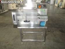 Cortadora de verduras en acero inoxidable jmd food machinery