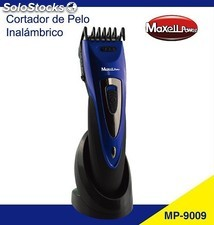 Cortapelos recargable Maxell Power MP-9009