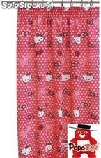 Cortinas Hello Kitty