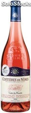 Costieres nimes rose dom.75 cl