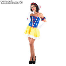 Costume Blancanieves Giallo